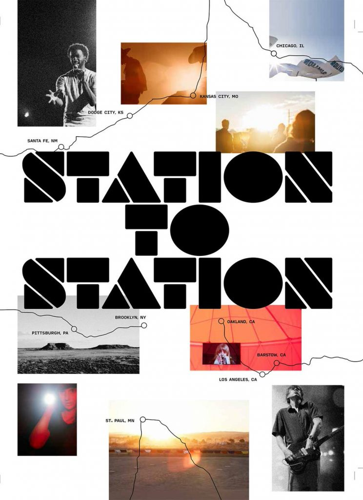 station to station copy